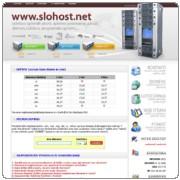 design spletna stran slohost nova