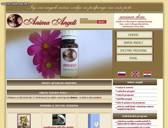 ref animaangeli angelska spletna trgovina