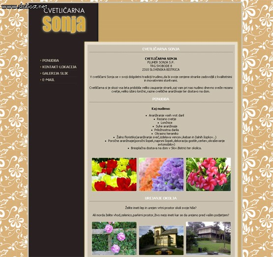 urejanje okolice cvetlicarna sonja