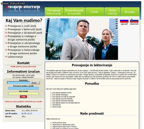 referenca prevajanje-lektoriranje ruski jezik zlupko