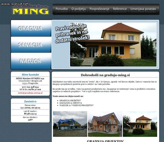 ref gradnja in sanacija objektov ming